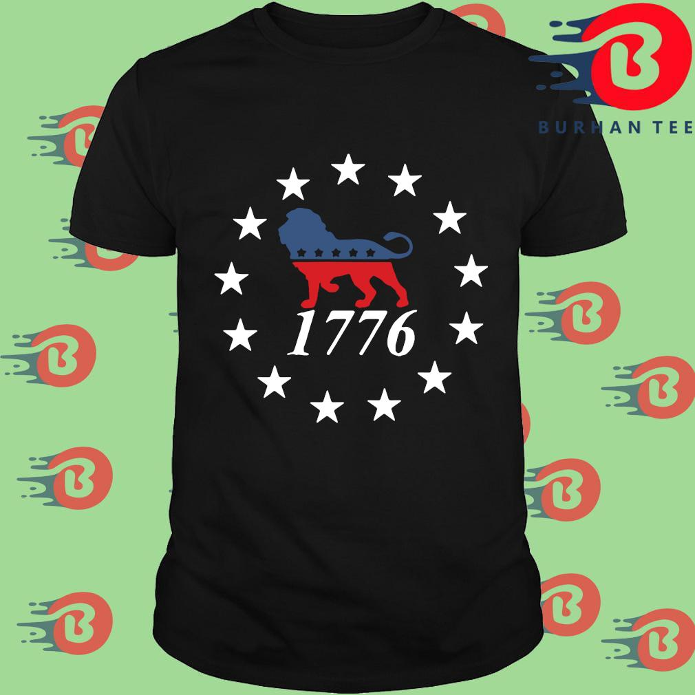 Lion the patriot party 1776 Sweatshirt