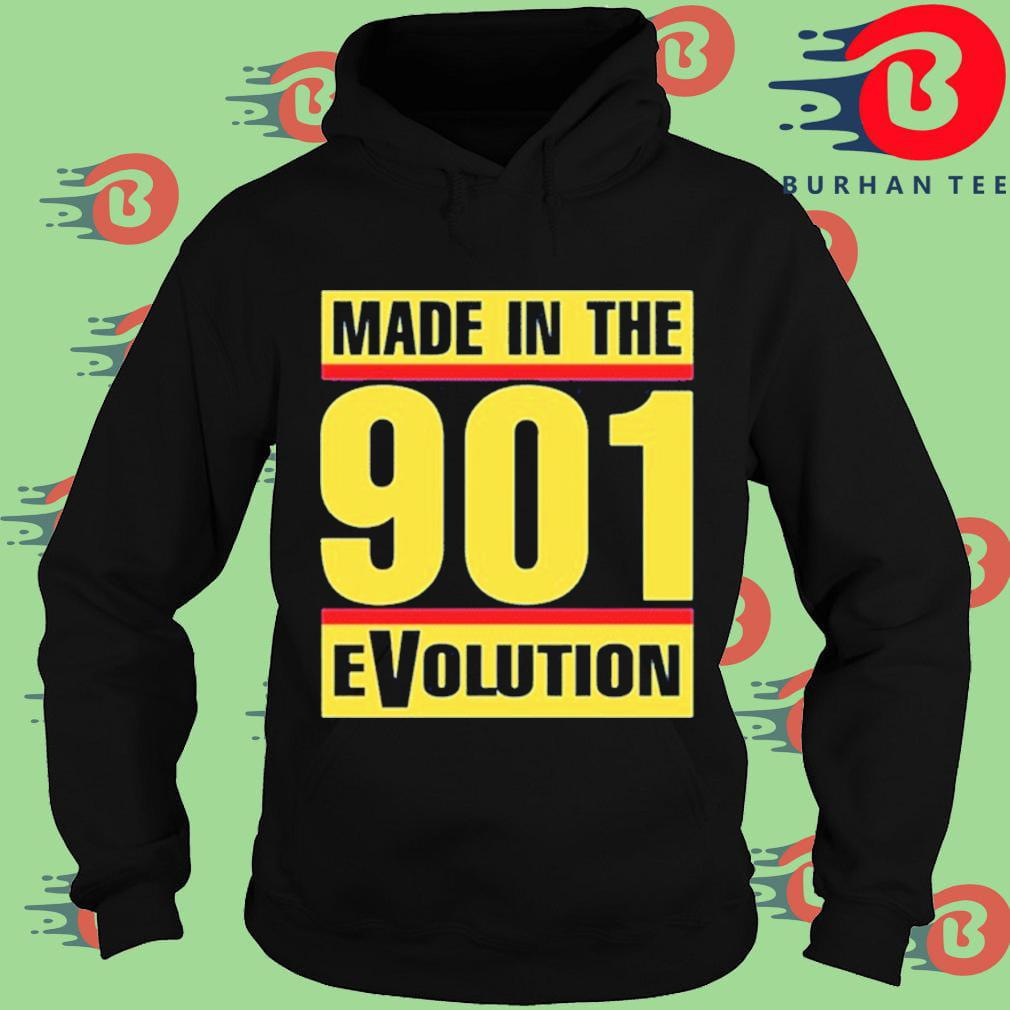 Made In The 901 Evolution Shirt Hoodie
