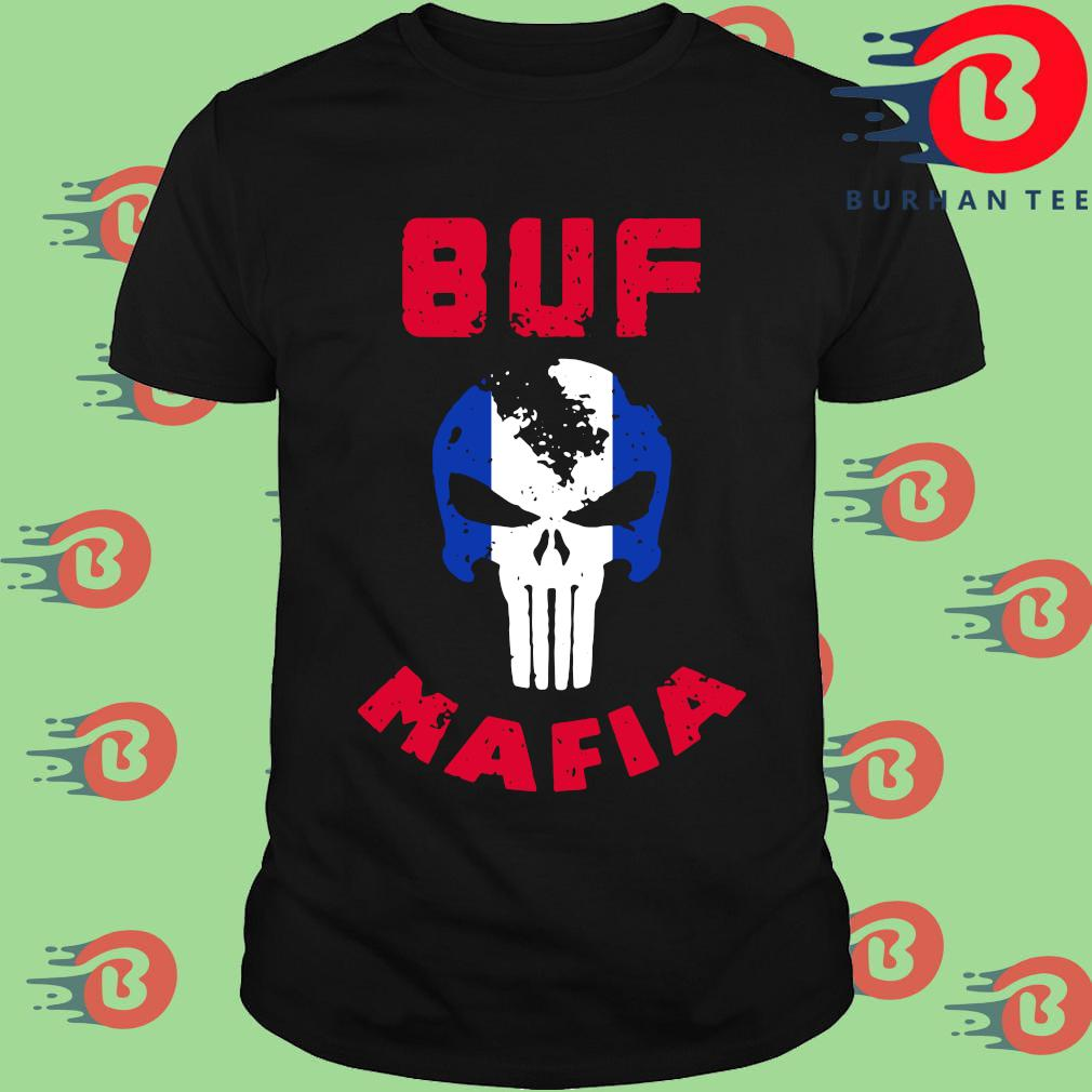 Official Buf Buffalo Bills mafia shirt