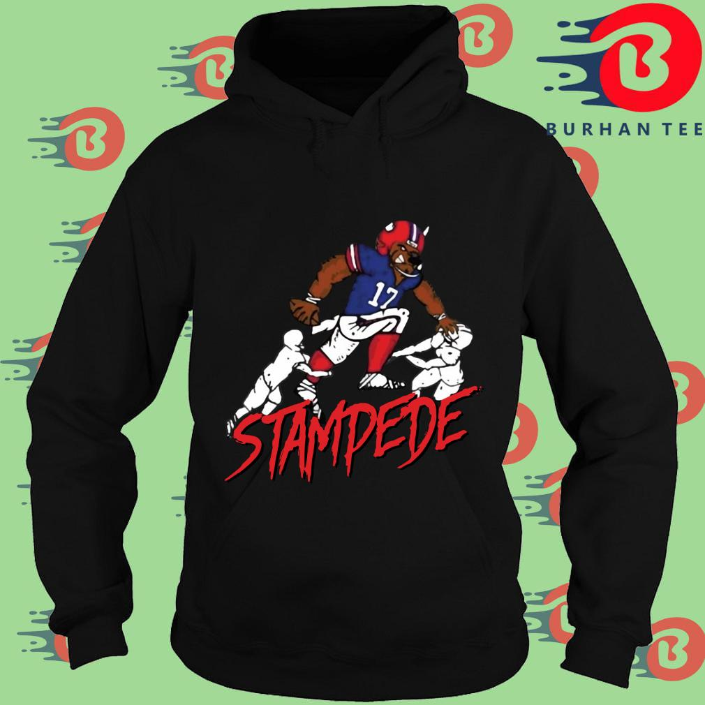 Official Buffalo Bills stamdede s Hoodie