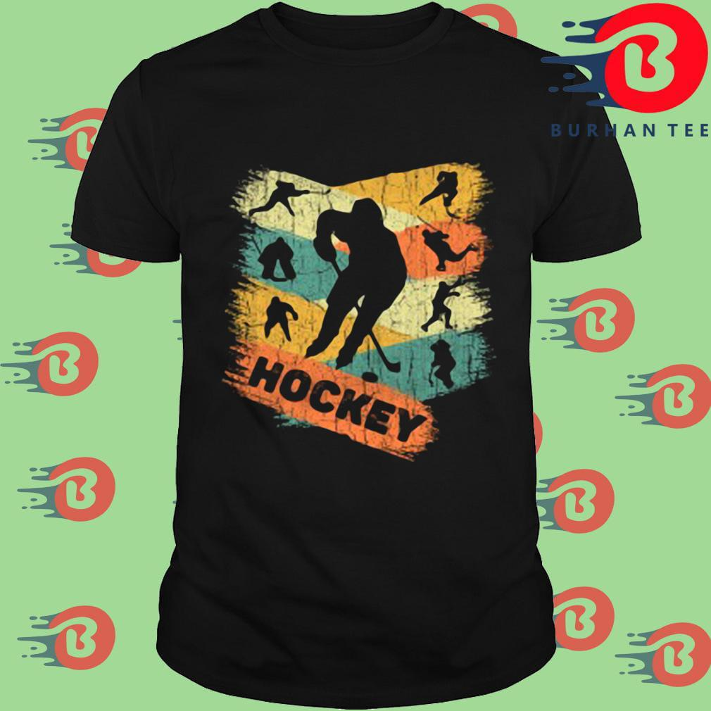 Play hockey vintage shirt