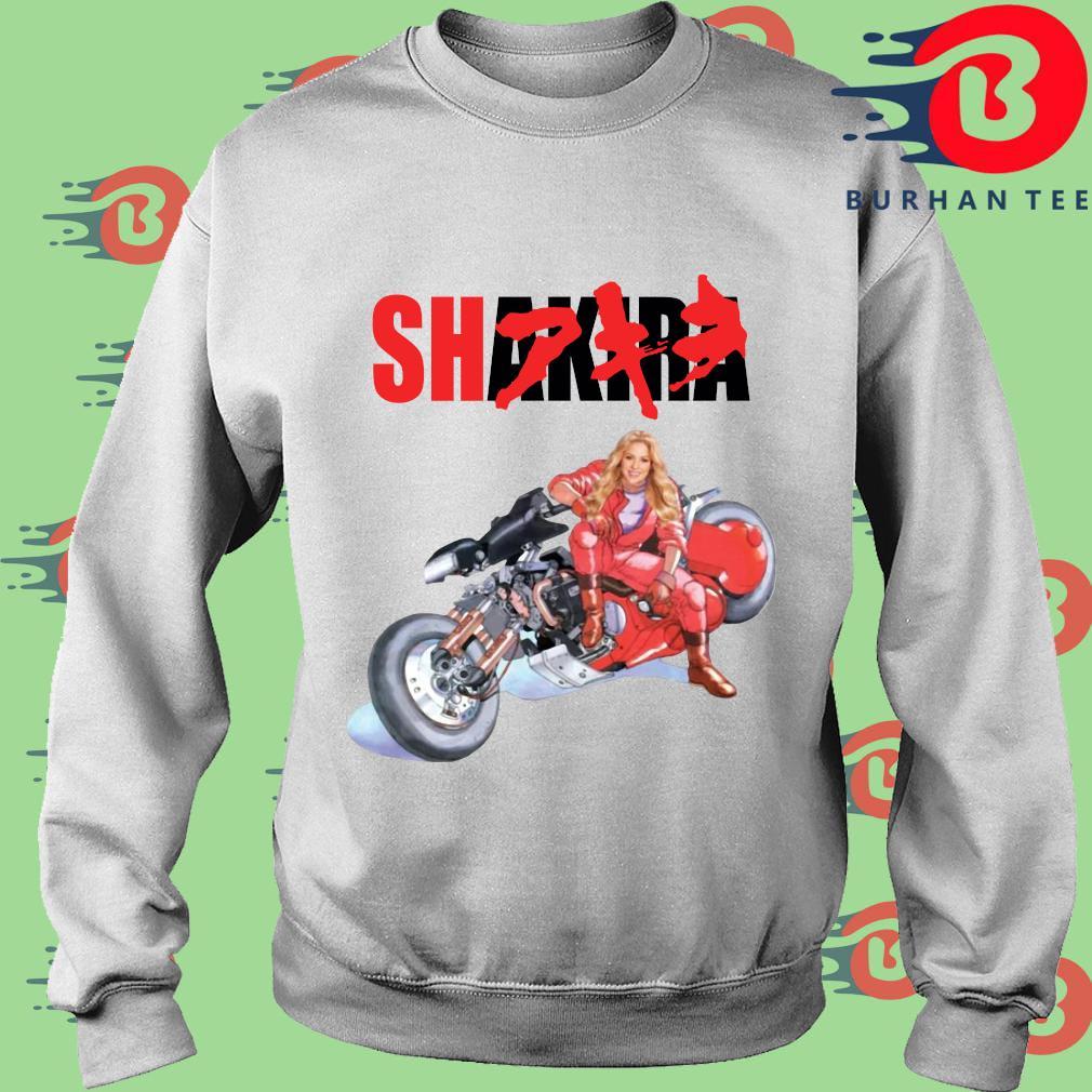 Shakira Akira tee s trang Sweater
