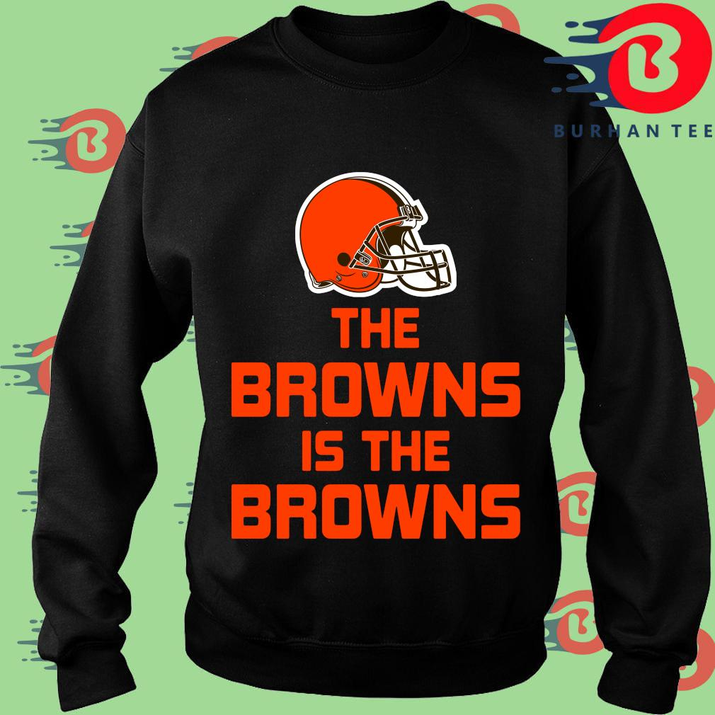 The Cleveland Browns is the Browns s Sweater