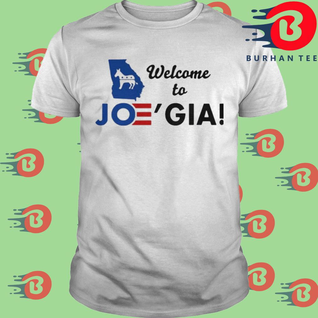 Welcome To Joe's Gia 2021 shirt